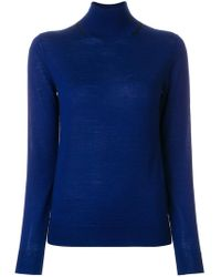 JOSEPH - Fitted Turtle-neck Sweater - Lyst
