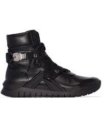 Balmain 'B-Troop' High-Top-Sneakers - Schwarz