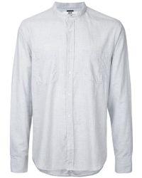 Hope - 'rick' Chambray Shirt - Lyst