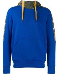 G-Star RAW カモフラージュ セーター - ブルー