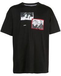Mostly Heard Rarely Seen Clouseau T-shirt - Black
