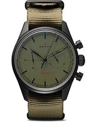 Bamford Watch Department リモデル Zenith Heritage 140 腕時計 - マルチカラー