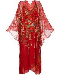 Camilla Vestido Forbidden fruit - Rojo