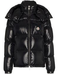 3e72864ce Monteliard Hooded Padded Jacket - Black