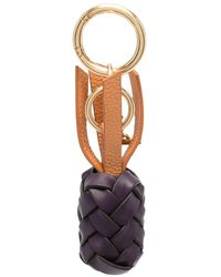 See By Chloé Woven Keyring - Multicolour