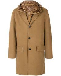 Moncler | Tierce Coat | Lyst