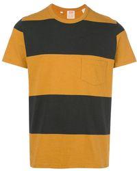 Levi's ストライプ Tシャツ - マルチカラー