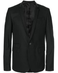 Les Hommes - Classic Fitted Blazer - Lyst