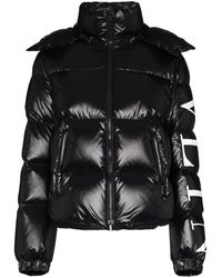 Valentino - フーデッド パデッドジャケット - Lyst