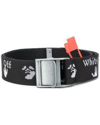 Off-White c/o Virgil Abloh - ロゴ バックル ベルト - Lyst