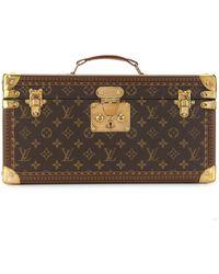 Louis Vuitton Trousse make up - Marrone