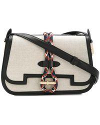 Carven - Twin Saddle Bag - Lyst