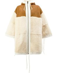 Toogood - Oversized Hooded Coat - Lyst