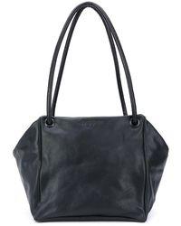 Trippen Alea Shoulder Bag - Black