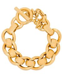 Bottega Veneta Gold-tone Bracelet - Metallic