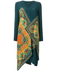 Etro - Paisley Print Dress - Lyst