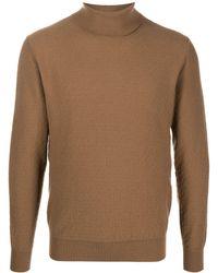 Circolo 1901 Rollneck Knit Sweater - Multicolor
