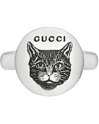Gucci - Blind For Love リング - Lyst