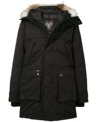 Nobis Yatesy Parka Coat - Black