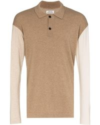 Loreak Mendian Polo Shirt - Brown