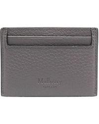 Mulberry カードケース - グレー