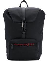 Alexander McQueen - Рюкзак С Логотипом - Lyst