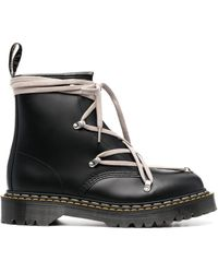 Dr. Martens X Rick Owens 1460 Bex Boots - Black