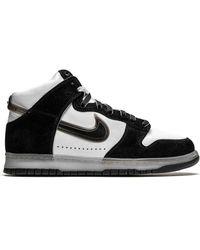 Nike Dunk High Sneakers - White