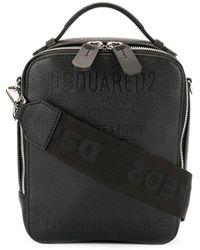 DSquared² カメラバッグ - ブラック