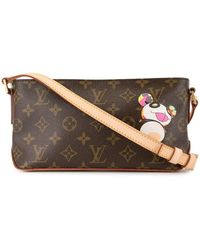 Louis Vuitton Pre-owned Trotteur Cross Body Bag - Brown