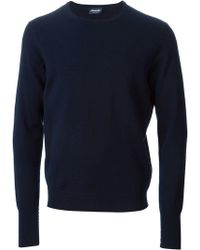 Drumohr - Crew Neck Sweater - Lyst
