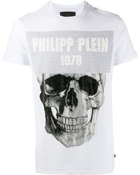 Philipp Plein - スカル ラウンドネック Tシャツ - Lyst
