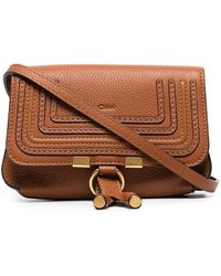 Chloé Marcie Belt Bag - Brown