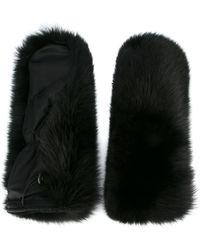 DSquared² - Ski Finger Cover Gloves - Lyst