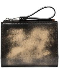 CAMPERLAB Spandalones Leather Wallet - Black