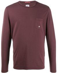 C P Company - ロングスリーブ Tシャツ - Lyst