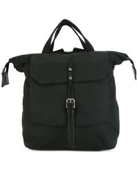 Ally Capellino Frances Backpack - Black