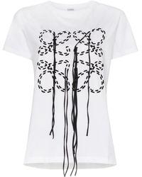 Loewe - アナグラム Tシャツ - Lyst