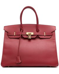 Hermès 2003 Pre-owned Birkin Bag - Red
