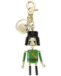 See By Chloé Soldier Keyring - Green