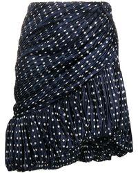 Tory Burch Party スカート - ブルー