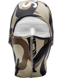 Supreme Bivakmuts Met Camouflageprint - Meerkleurig