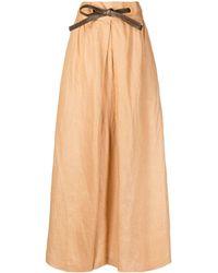 Zimmermann High-waisted Skirt - Multicolour