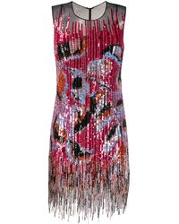 Emilio Pucci - スパンコール ドレス - Lyst