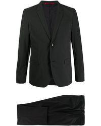 HUGO - シングル テーラードスーツ - Lyst