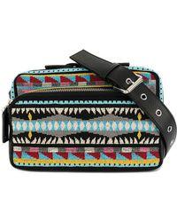 Valentino - Garavani Embroidered Belt Bag - Lyst