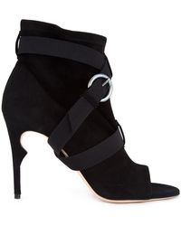 Jerome C. Rousseau - Duvall Suede Ankle Boots - Lyst