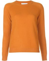 Alexandra Golovanoff 'Milanet' Pullover - Orange