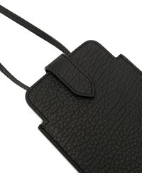 Maison Margiela Four-stitch Phone Bag - Black