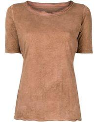 Uma Wang - Powder Rose Tシャツ - Lyst